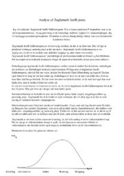 Analyse af Änglamark fusilli pasta | Afsætning