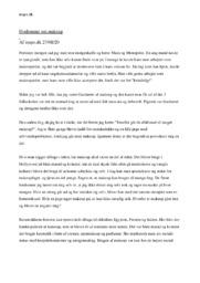 Dansk eux 10 | Fordomme om Makeup | Essay | Køn og Identitet