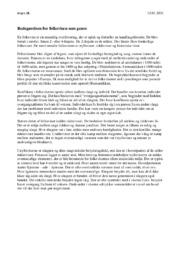 Redegørelsen for folkevisen som genre | Dansk Opgave