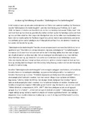 Dødsslagteren fra Kællerhavgård | Analyse & fortolkning