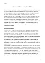 Muldskud   Analyserende Artikel   Henrik Pontoppidan