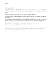 Das Wunder von Bern | Tysk Noter