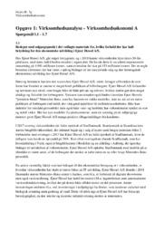 Ejner Hessel AS | Virksomhedsanalyse | VØ Opgave 1