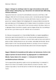 Afsætning A | Bilbranchen | 10 i karakter