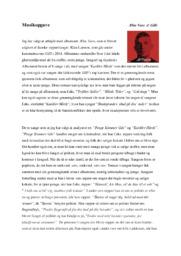 Musikopgave | Ækte Vare af | Gilli