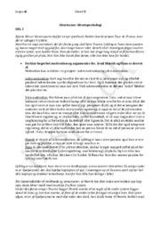 Idrætscase – Idrætspsykologi | Test om Idrætspsykologi