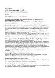 Dobbelthed og moralsk kompleksitet i Breaking Bad | Mediefag