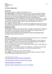 Mission, idé og værdier   8.3   Afsætning Opgave