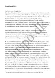 Feminismen 2018 | Har feminismen et imageproblem?