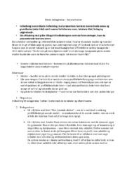 Dansk redegørelse | Sociale medier | 7 i karakter