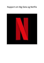 Big Data og Netflix | Rapport | Afsætning | Noter