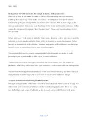 Det Danske Brillemarked | Noter | Afsætning Case