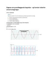 Lys og svingninger | Fysiknoter