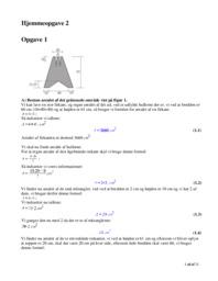 Arealet af det gråtonede   Matematik
