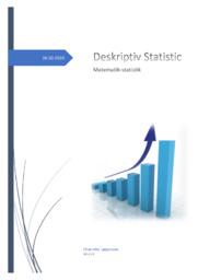 Deskriptiv Matematik