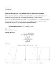 Matematik gruppeaflevering | 10 i karakter