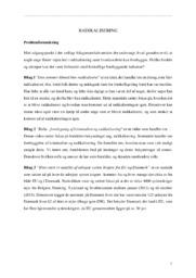 Radikalisering | 10 i karakter | Psykologi