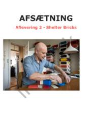 Shelter Bricks   Afsætning