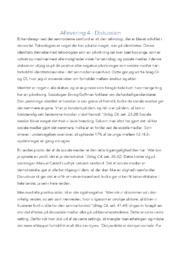 Diskussion | Identitet | Samfundsfag