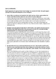 Case 6.3 | Bil opgave | Afsætning
