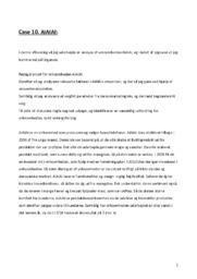 Case 10. AIAIAI | Noter