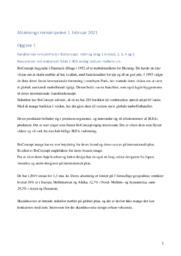 Afsætning   BoConcept   10 i karakter