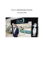 Butikskæden Normal   Case   Noter
