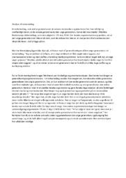 Generaliseringen af den unge generation | Analyse