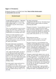 Skyggen |  Analyse | H.C. Andersen | 10 i Karakter