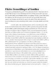 Har man sagt A | Analyserende artikel | Nanna Goul