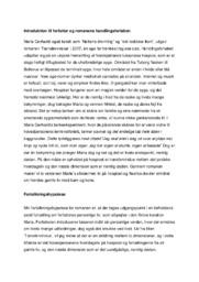 Transfervindue | Analyse | Maria Gerhardt