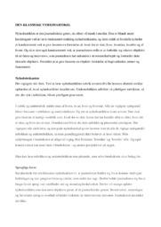 Den Klassiske Nyhedsartikel   Dansknoter