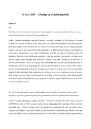 Hypotese udledning & sammenligning