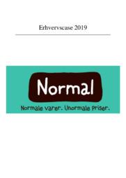 Erhvervscase 2019 | SOP | Normal