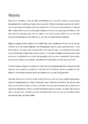 Napola | Tysk aflevering | 12 i karakter