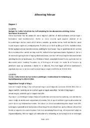 Analyse af Active Sportwear | 10 i karakter