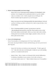 Imerco | Afsætning | 12 i karakter