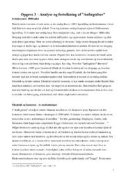 Anfægtelser | Analyse | Olivia Levison | 12 i Karakter