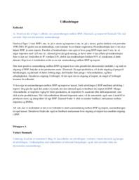 Økonomiske udfordringer | Samfundsfag | 12 i karakter