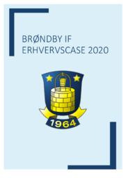 Brøndby IF   Erhvervscase   10 i karaker