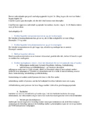 Kommunikationsparametre | Afsætning | 10 i karakter