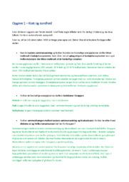 Kost og sundhed | Forlønbsopgave | Biologi