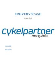 Cykelpartner | Erhvervscase | 12 i karakter