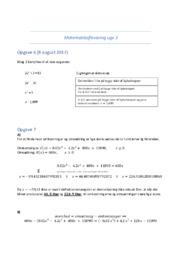 Funktioner og sandsynlighed   Matematik   10 i karakter