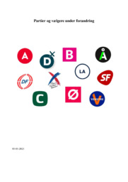Partier og vælgere under forandring | 12 i karakter