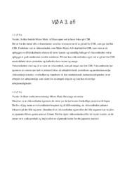 Micro Matic AS | VØ opgave | 10 i karakter