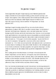 Mit Afghanistan | Analyse | Nagieb Khaja | 10 i Karakter