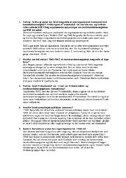 Hvidstensgruppen spørgsmål og konklusion   10 i karakter
