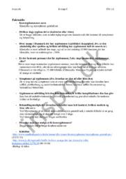 Opgave om kønssygdomme og prævention med fokus på klamydia