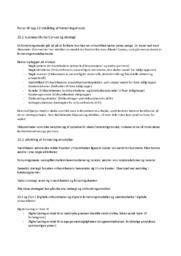 Udvikling af forretningsmodel | Virksomhedsøkonomi | Noter